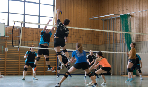 Volleyball Jugend @ Freizeitgelände (bei schönem Wetter)